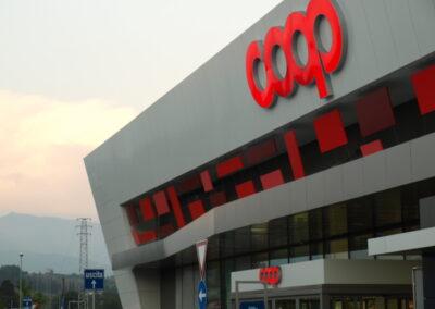 Centro Commerciale Coop di Figline Valdarno