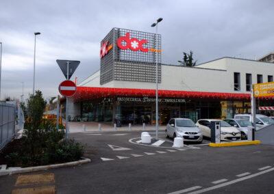 Supermercato Doc via Fratini Roma
