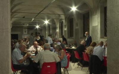 Il cantiere di Sant'Orsola a Firenze
